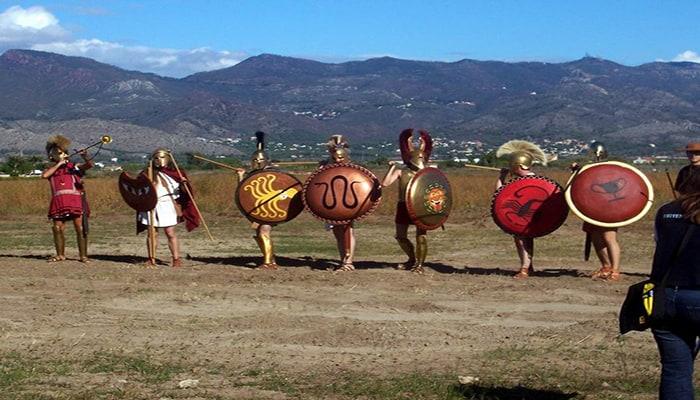datos curiosos de los griegos