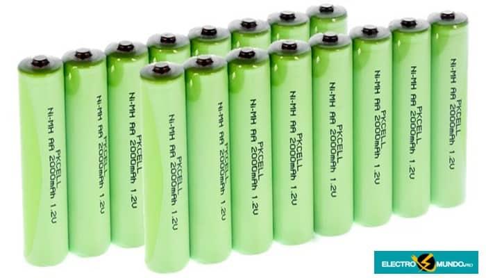 Tecnología De Baterías De Níquel-hidruro Metálico NiMH