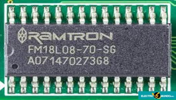 FRAM Tecnología Y Funcionamiento De La RAM Ferroeléctrica