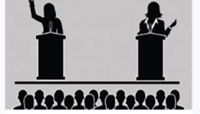 cómo se organiza un debate