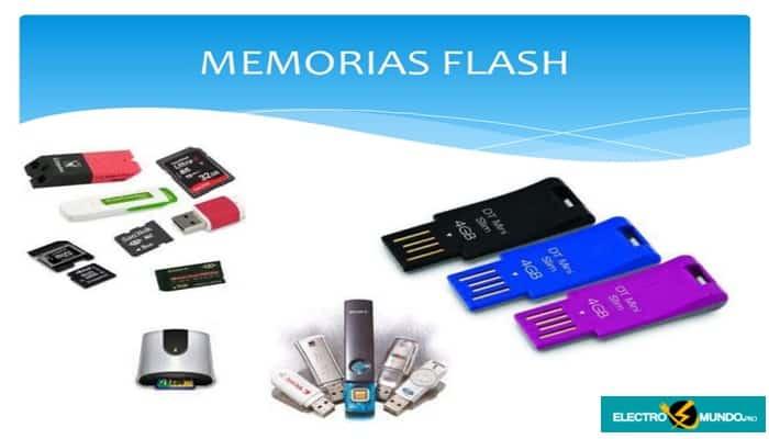 Cómo Funciona La Memoria Flash: Conceptos Básicos.