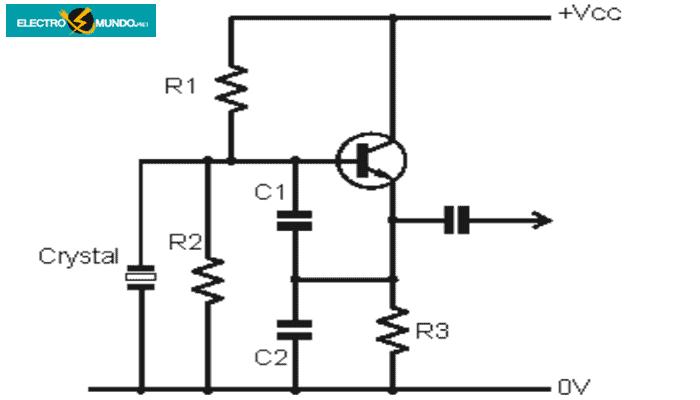 ¿Qué Es Circuito De Oscilador De Cristal De Transistores? - Optimización Y Ganancia.