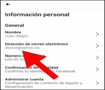 ¿Cómo Saber Mi Correo Electrónico De Facebook?